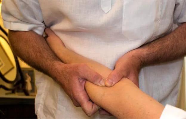 боли в локтевом суставе физиотерапия