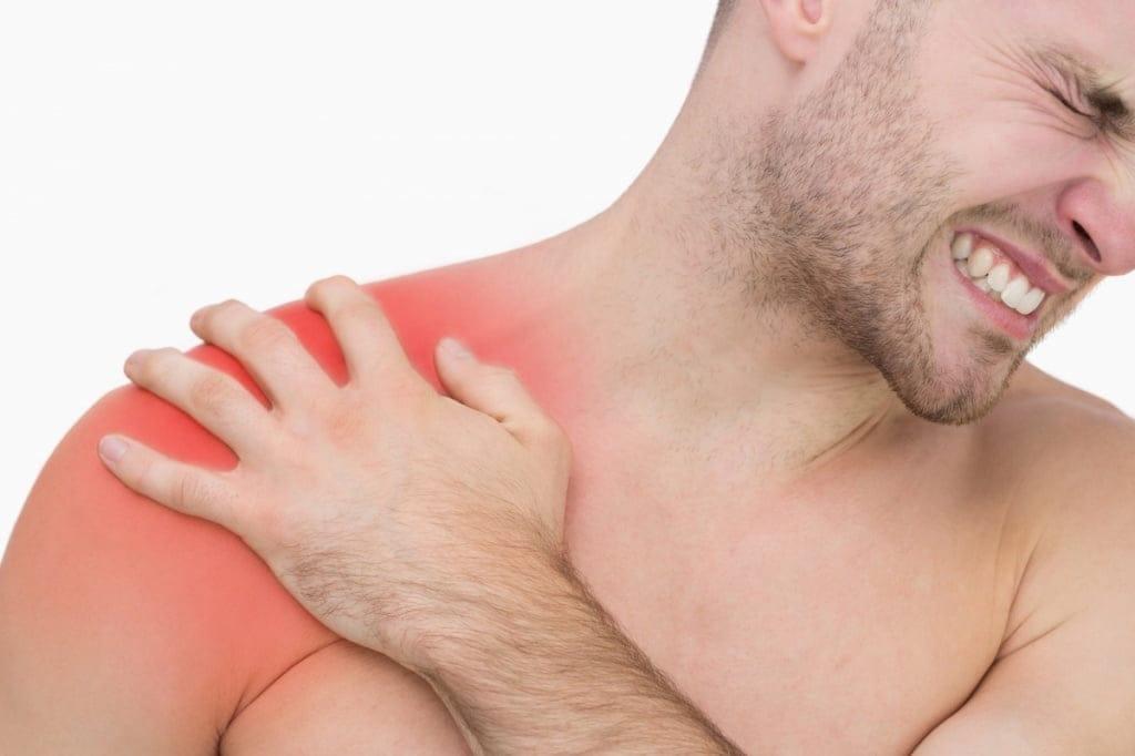 Повреждение надостной мышцы